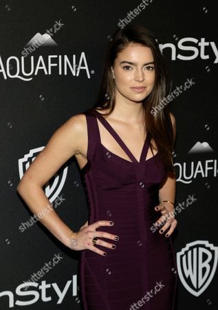 Editorial picture of InStyle And Warner Bros Golden Globe Party, Los Angeles, America - 10 Jan 2016