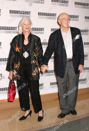 Jane Alexander and husband Edwin Sherin