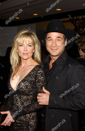 Lisa Hartman Black and Clint Black