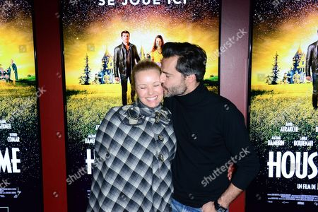 Sophie Meister and David Atrakchi