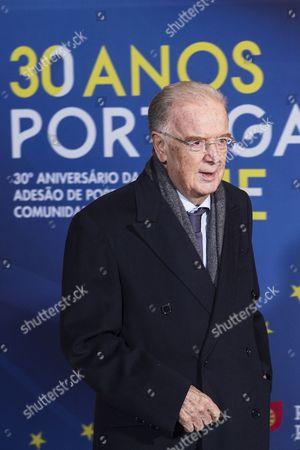 Former President, Jorge Sampaio