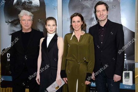 Editorial photo of 'Die dunkle Seite des Mondes' film premiere, Vienna, Austria - 11 Jan 2016