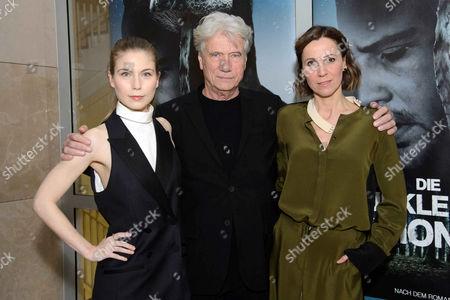 Editorial image of 'Die dunkle Seite des Mondes' film premiere, Vienna, Austria - 11 Jan 2016
