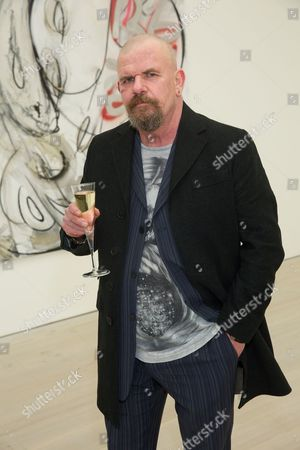Editorial photo of Champagne Life, First All Women Exhibition, Saatchi Gallery, London, Britain - 12 Jan 2016