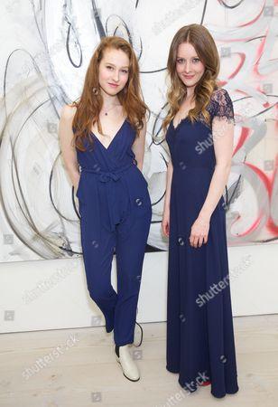 Lottie Tolhurst & Zoe Richards