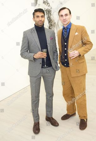 Nikesh Patel & Henry Lloyd-Hughes