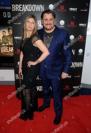 Mem Ferda and Wife