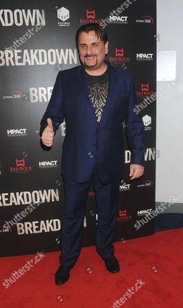 Editorial picture of 'Breakdown' film premiere, London, Britain - 12 Jan 2016