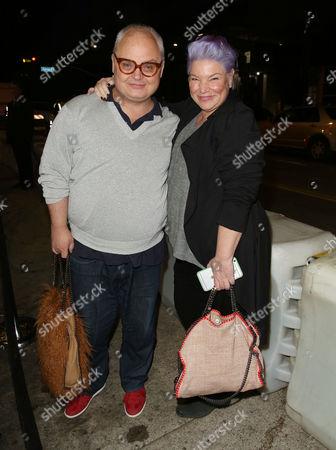Mickey Boardman and Mindy Cohn
