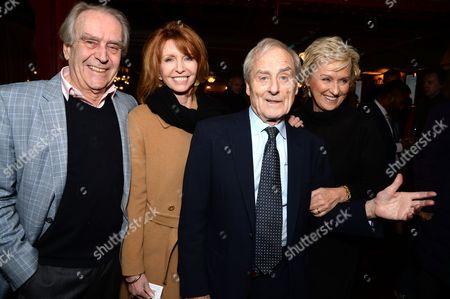 Gerald Scarfe, Jane Asher, Sir Harold Evans & Tina Brown