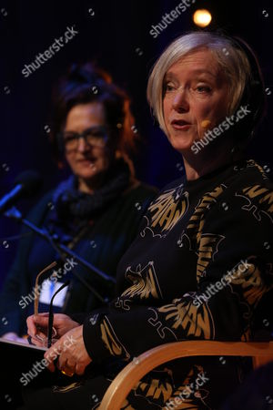 Editorial photo of The Janice Forsyth Show, Centre for Contemporary Arts, Glasgow, Scotland, Britain - 14 Jan 2016