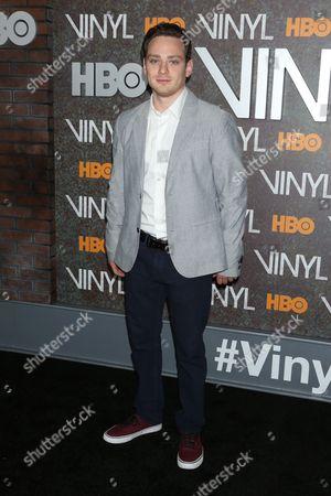 Editorial image of 'Vinyl' TV series premiere, New York, America - 15 Jan 2016