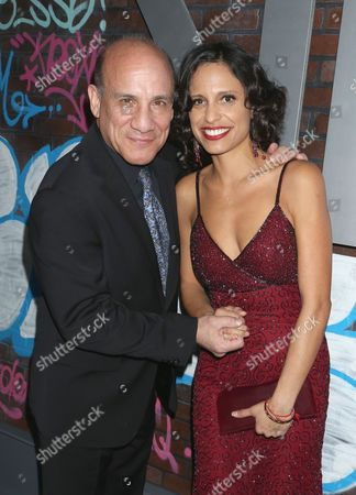 Paul Ben-Victor and Kisha Sierra