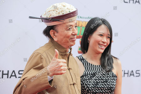 Stock Picture of James Hong, April Hong