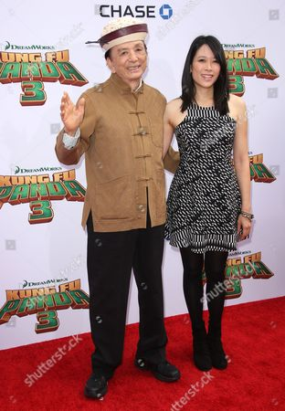 James Hong, April Hong