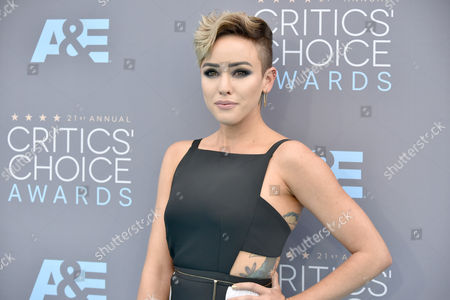 Editorial image of 21st Annual Critics' Choice Awards, Arrivals, Los Angeles, America - 17 Jan 2016