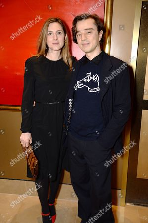 Editorial picture of 36th London Critics' Circle Film Awards, May Fair Hotel, London, Britain - 17 Jan 2016