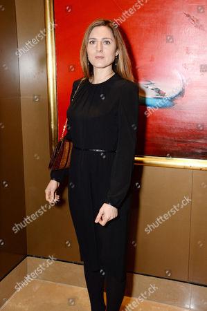 Editorial photo of 36th London Critics' Circle Film Awards, May Fair Hotel, London, Britain - 17 Jan 2016