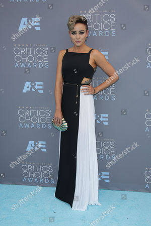 Editorial photo of 21st Annual Critics' Choice Awards, Arrivals, Los Angeles, America - 17 Jan 2016