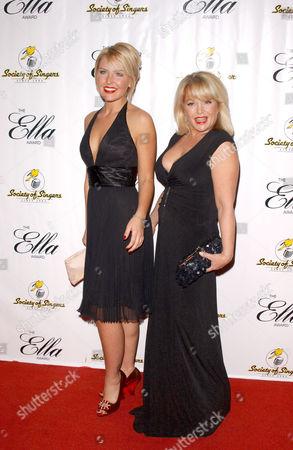 Charlene Tilton and Daughter Cherish Lee