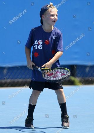 Editorial picture of Tennis - Australian Open 2016 Day One Melbourne Park, Melbourne, Australia - 18 Jan 2016