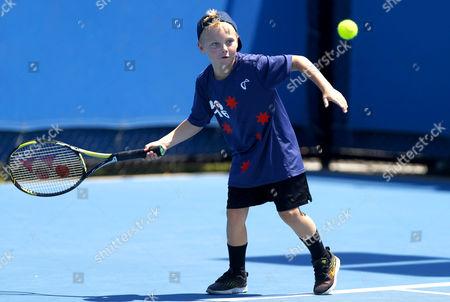 Editorial photo of Tennis - Australian Open 2016 Day One Melbourne Park, Melbourne, Australia - 18 Jan 2016
