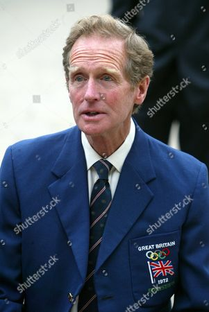 Stock Photo of Richard Meade, Equestrian three day event Olympic gold medallist at Munich 1972