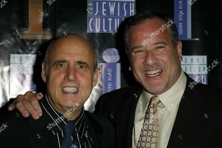 Jeffrey Tambor and Howard Bragman