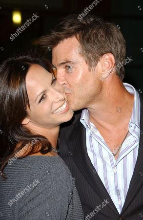 Danielle Burgio and Robert Merrill