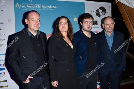 Gregory Gadebois, Carole Franck, Karim Leklou, Jean Pierre Darroussin