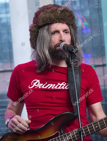 Stock Image of Turin Brakes - Eddy Myers