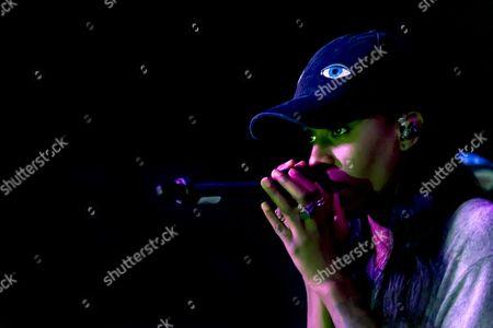Stock Picture of Angel Haze