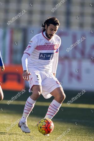 Stock Photo of Cristian Zaccardo (Carpi)