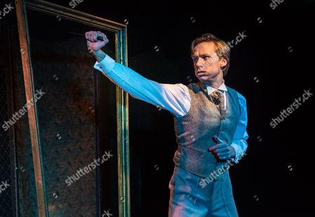 Guy Warren-Thomas as Dorian Gray