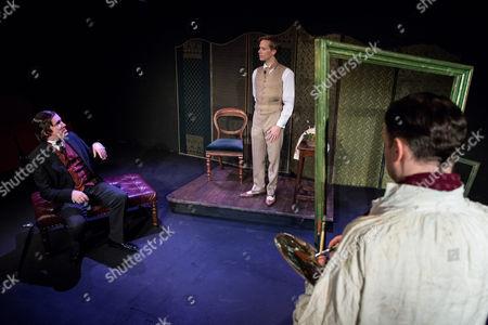 Editorial photo of 'The Picture of Dorian Gray' play photocall, Trafalgar Studios, London, Britain - 19 Jan 2016