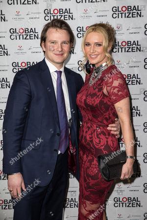 Conrad Baker and Emma Noble