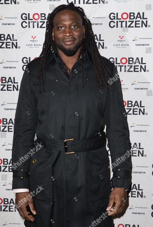 Editorial photo of Global Citizen Party at Hotel Cafe Royal, London, Britain - 19 Jan 2016