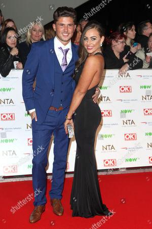 Ashleigh Defty and Jordan Davies