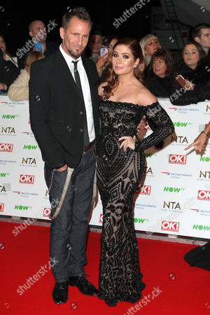 Stock Picture of Nikki Sanderson and Jeremy Sheffield