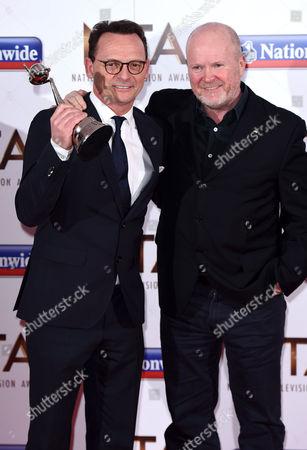 Eastenders - Perry Fenwick and Steve McFadden