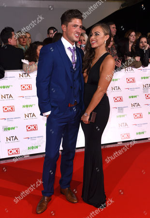 Editorial image of National Television Awards, The O2, London, Britain - 20 Jan 2016