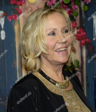 Editorial photo of 'Mamma Mia! The Party' the musical premiere, Stockholm, Sweden - 20 Jan 2016