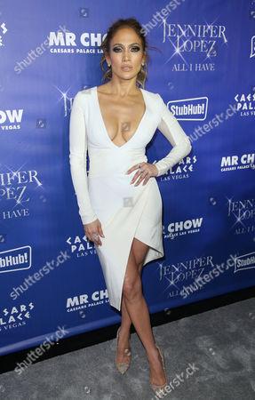 Stock Photo of Jennifer Lopez