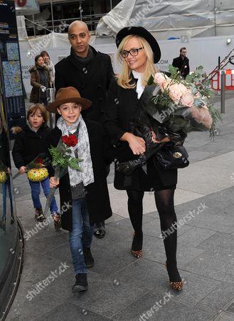 Editorial picture of Emma Bunton celebrates her 40th birthday, London, Britain - 21 Jan 2016