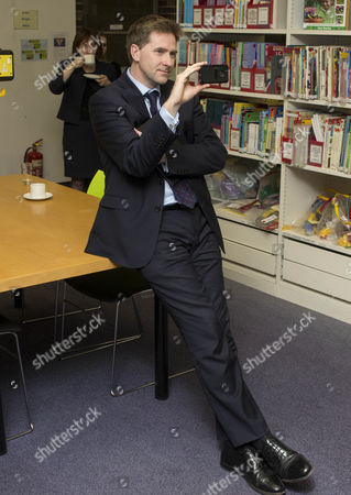 MP for Winchester Steve Brine
