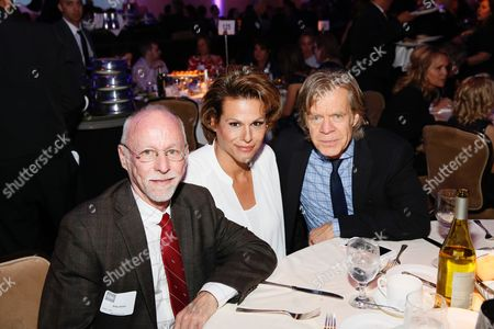 Billy Miller, Alexandra Billings, and William H Macy