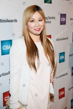 Stock Image of Alice Aoki
