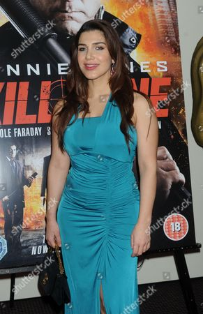 Editorial image of 'Kill Kane' film premiere, London, Britain - 21 Jan 2016