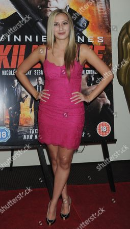 Stock Picture of Natalie Parry