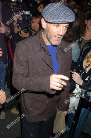 Stock Picture of Michael Stipe